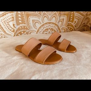 CHARMING CHARLIES SANDALS‼️ size 7!